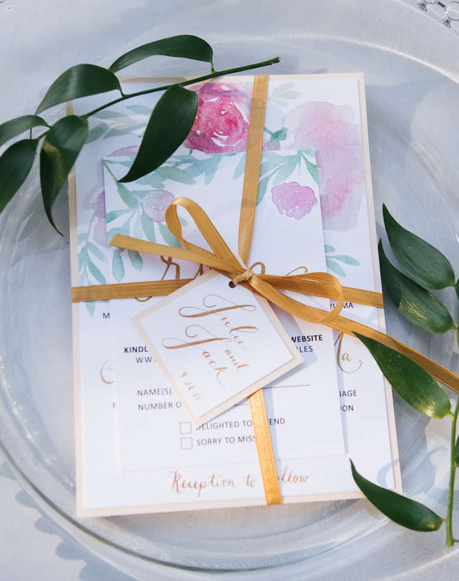 Stationery Wedding Vendors