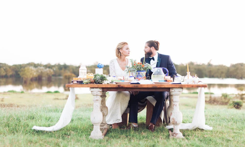 Intimate Spanish-Inspired Ranch Elopement