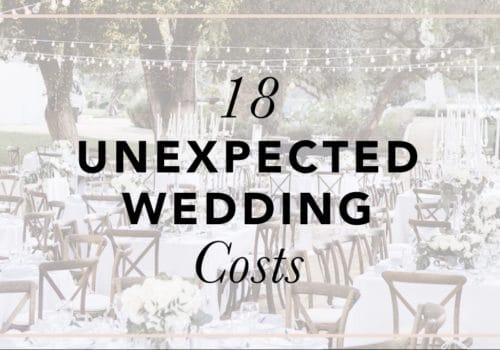 18-Unexpected-Wedding-Costs-Featured
