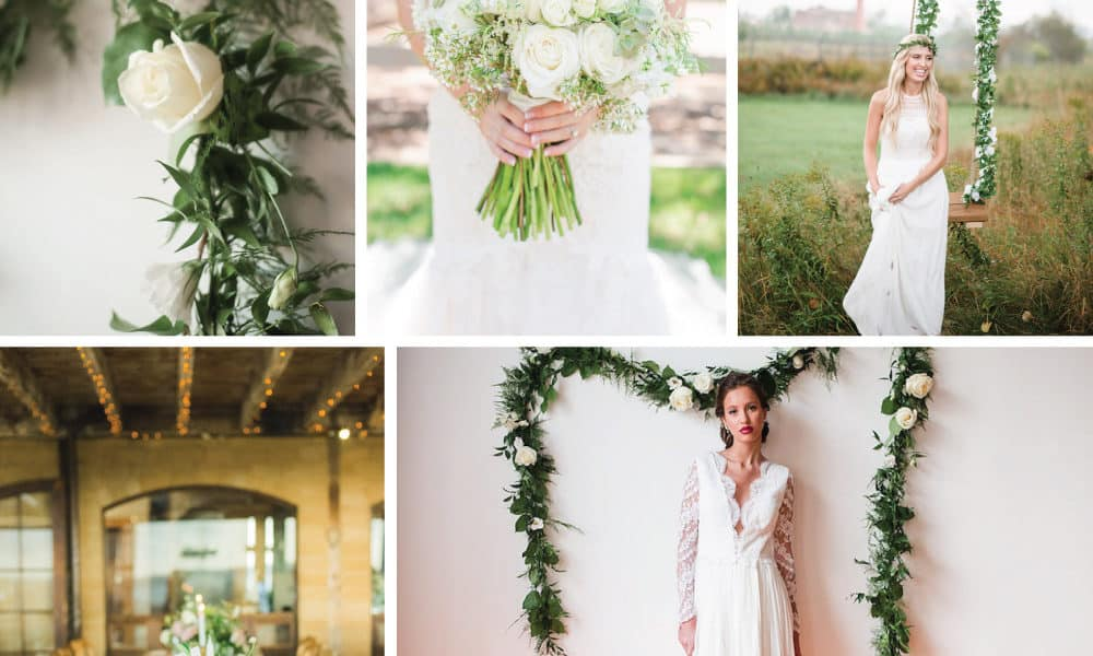 Color Palette: Greenery