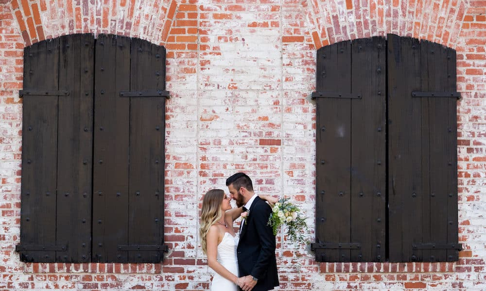 Romantic Wedding at Carondelet House: Colbi Rae & Tyler