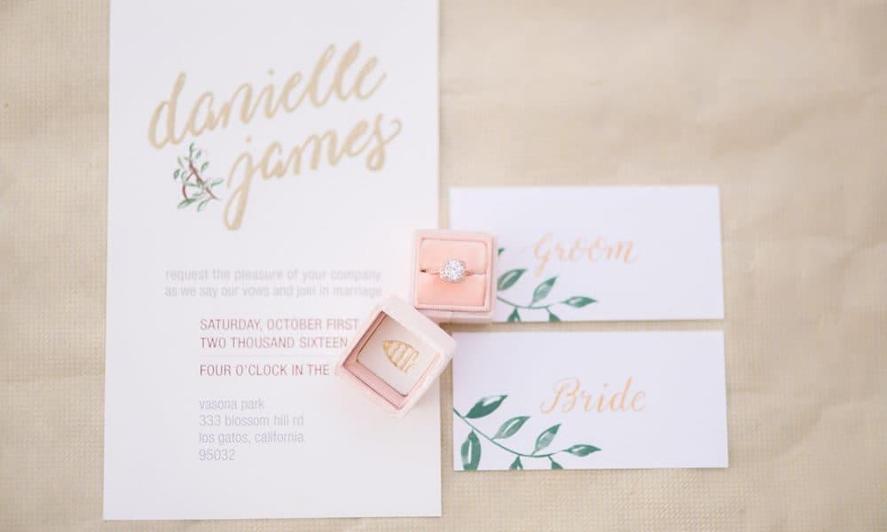 Elegant Spring Garden-Inspired Wedding Inspiration