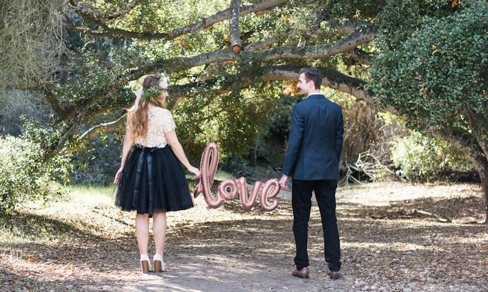 Love-Inspired Sweetheart Styled Shoot