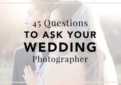 45-Questions-to-Ask-Your-Wedding-Photographer-Featured