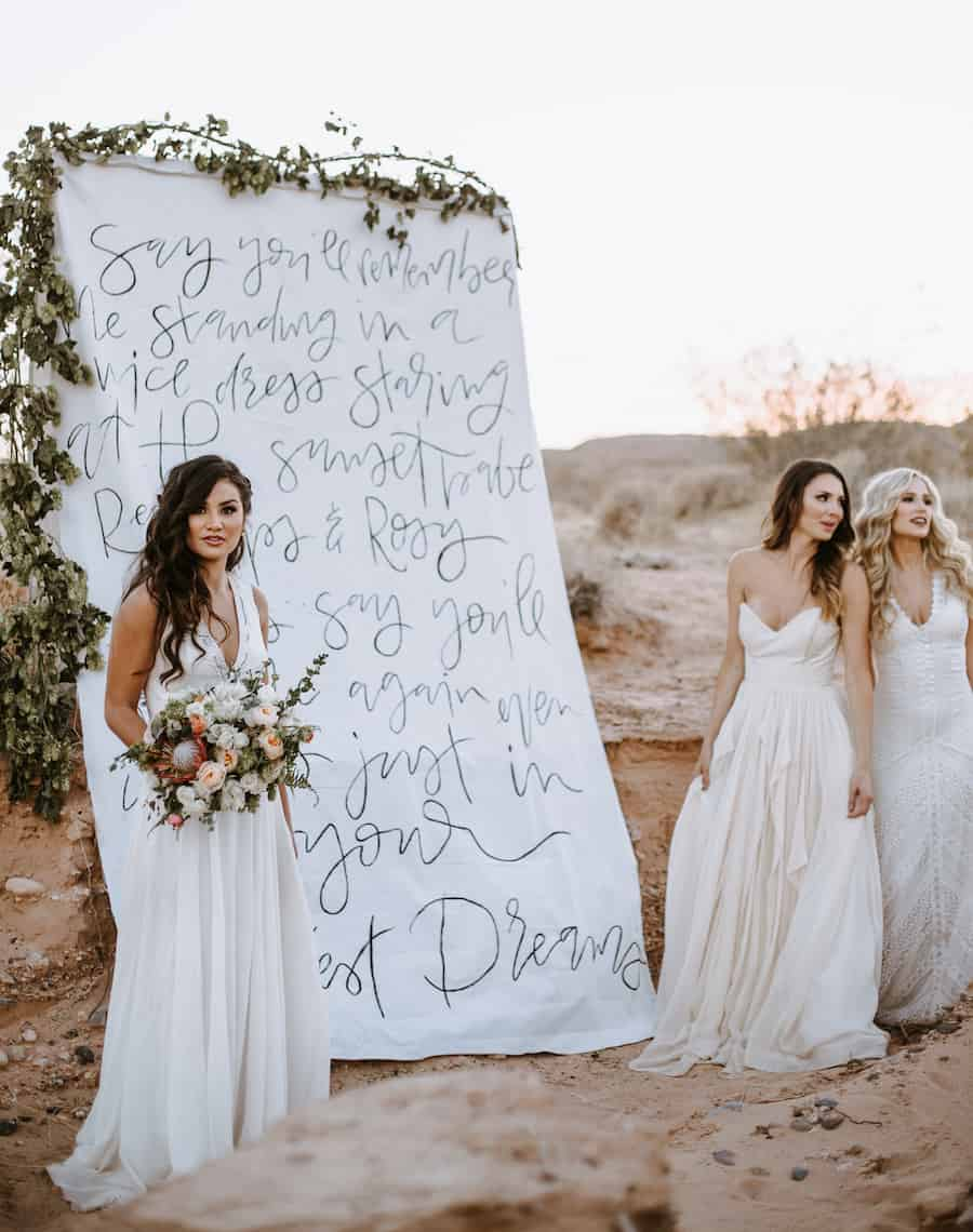 Calligraphy Wedding Vendors