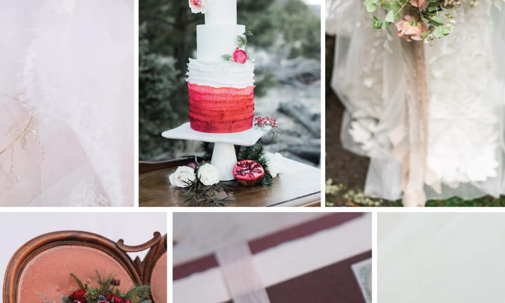 Color Palette: Moody Pinks and Reds