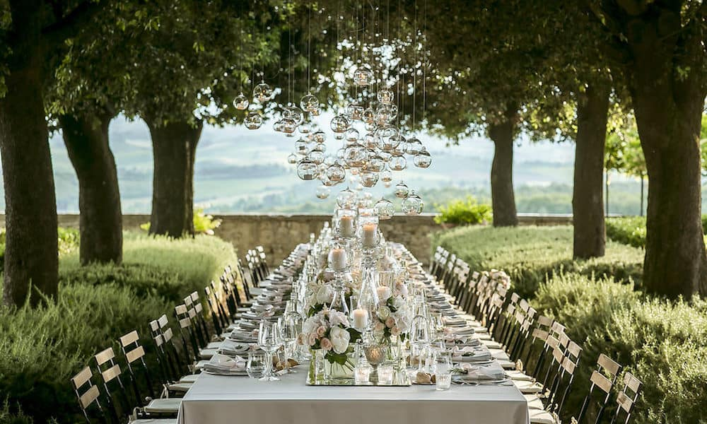 Luxurious Fairytale Destination Wedding in Tuscany: Sally & Kai