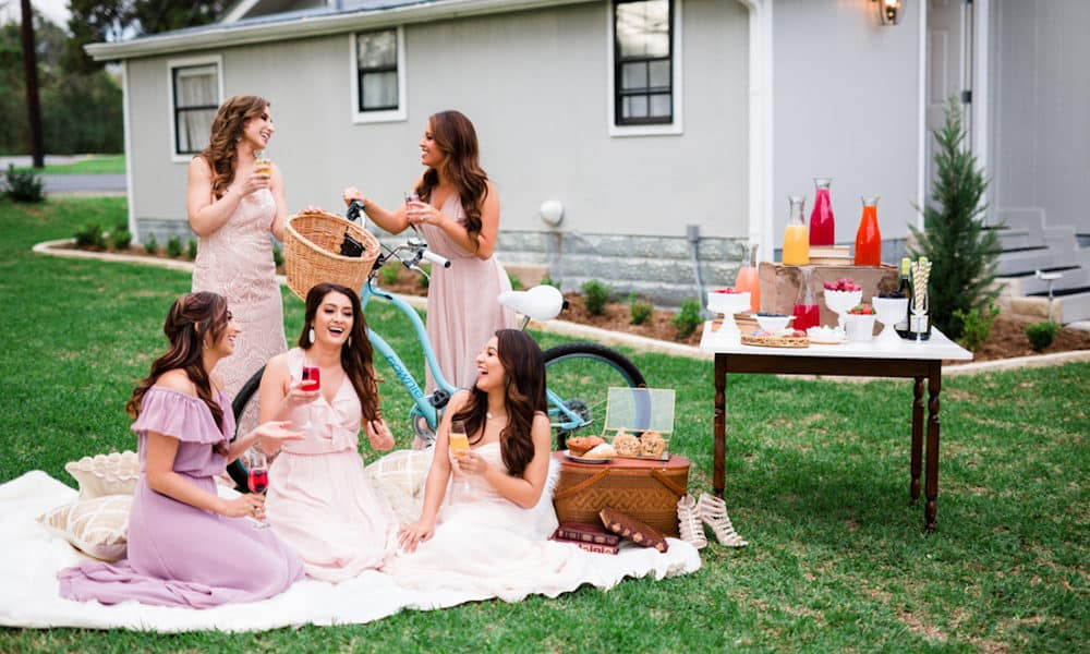 Girls' Day Out Bachelorette Party in Boerne, Texas