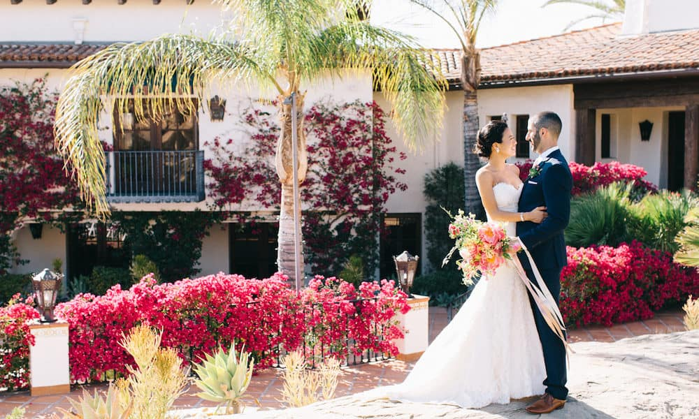 Fresh Citrus-Inspired California Wedding: Natalie & Rob