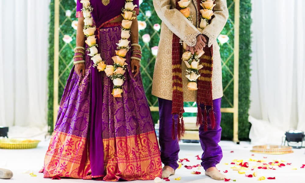 Elegant Indian Wedding in Austin: Pallavi & Sandro