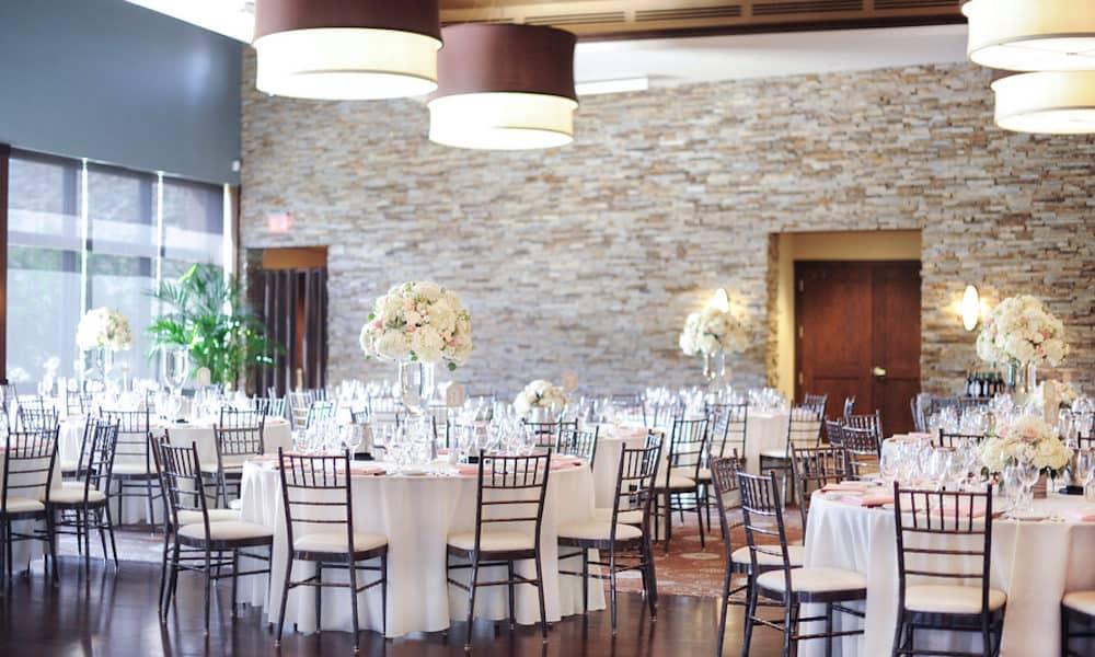 Feminine Blush Vineyard Wedding at Club Los Meganos: Veronica & Francisco