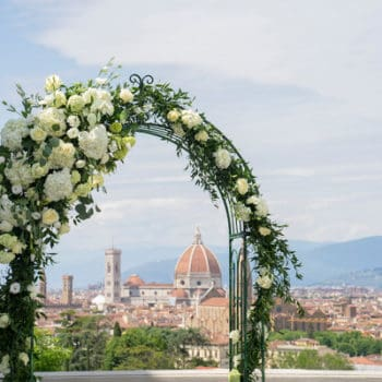 Wed in Florence