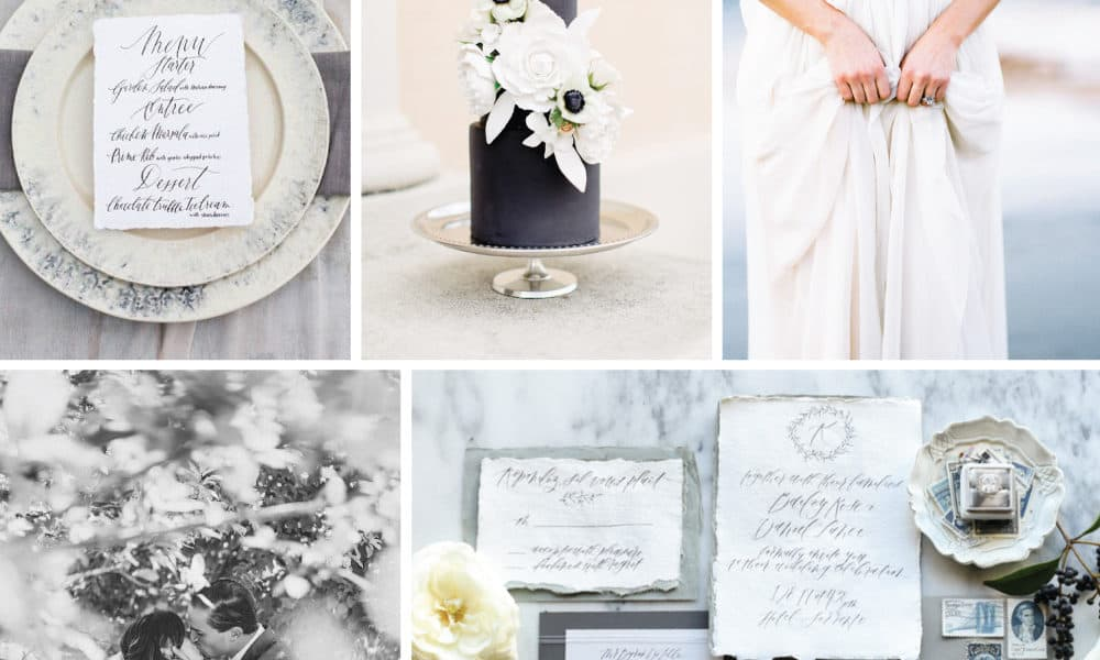 Color Palette: Gorgeous Grays