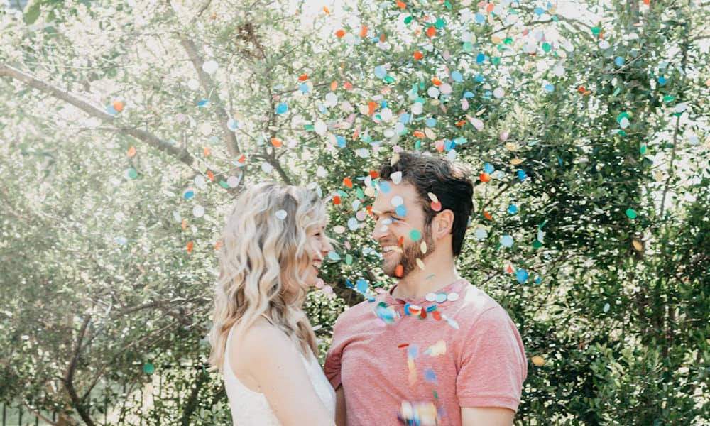 Vibrant and Playful Fiesta-Inspired Couple's Shower: Kaitlin & Curt