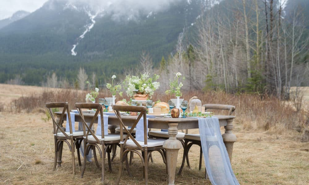 Scenic Styled Shoot Inspired by The Sound of Music