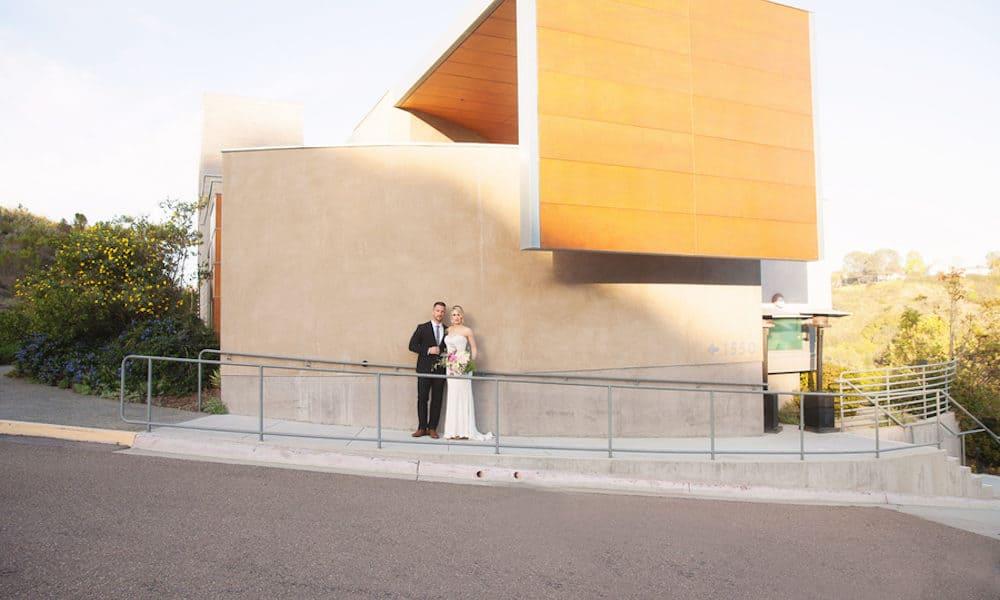 Modern Chic Garden Wedding Inspiration at The Lux Art Institute