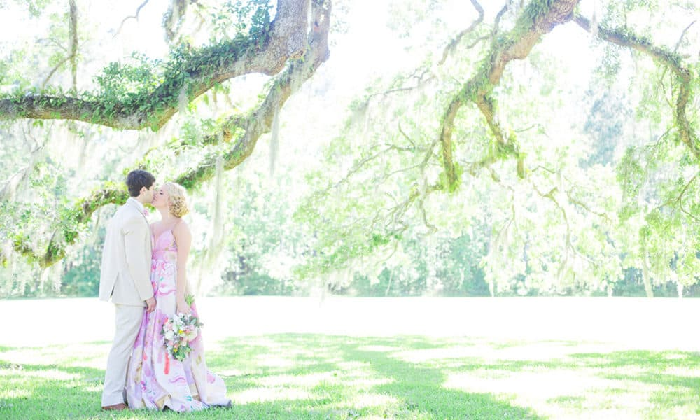 Colorful Charmed in Charleston Styled Shoot