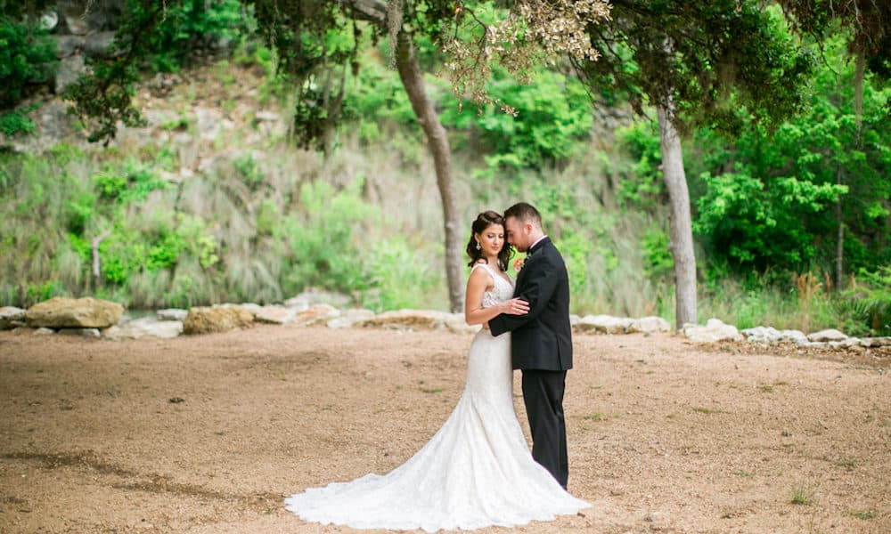 Lush Colorful Spring Wedding Inspiration in Texas