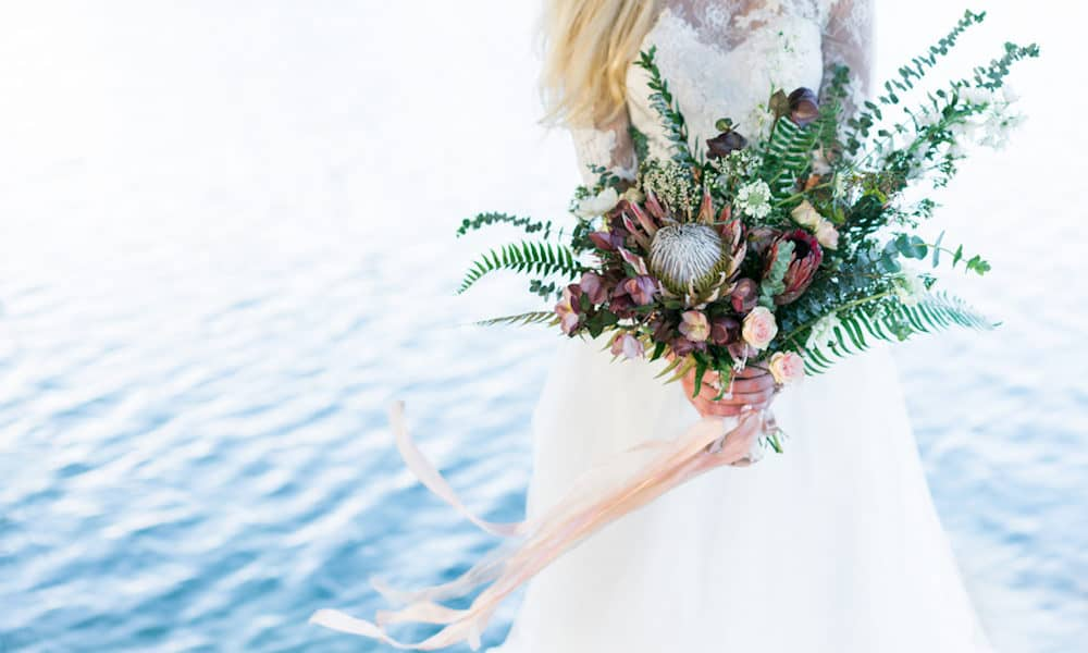 Boho Meets Vintage Styled Shoot at The Boathouse