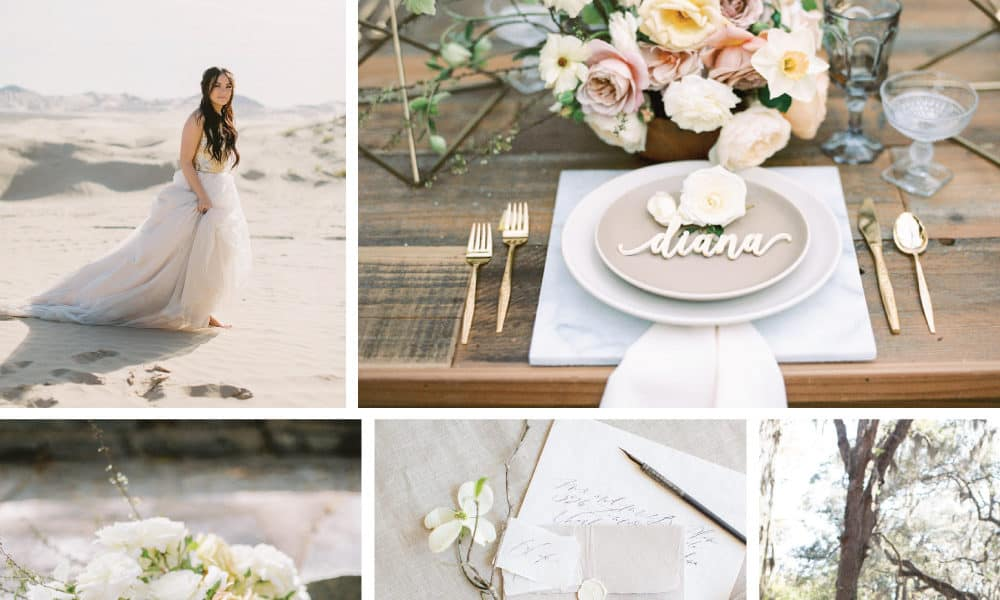 Color Palette: Muted Colorful Romance
