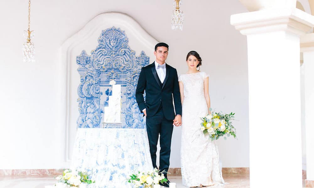 Dreamy and Vibrant French Styled Wedding at Rancho Las Lomas