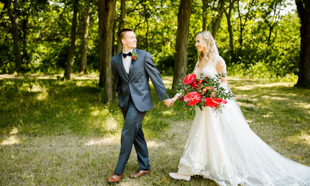 Colorful Succulent-Inspired Styled Shoot in Illinois
