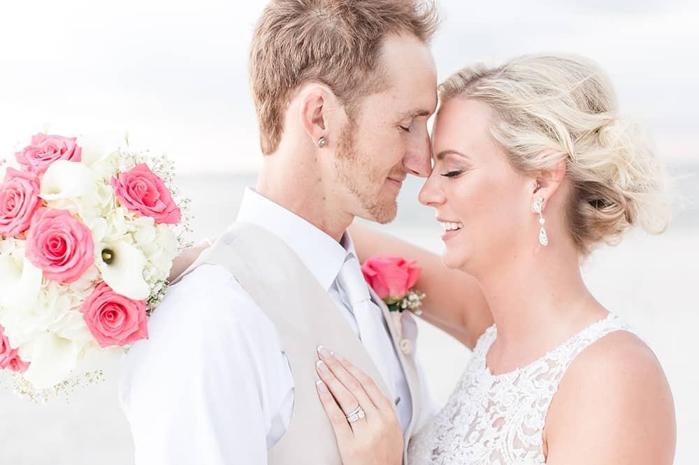 Romantic Tradewinds Beach Destination Wedding