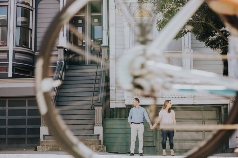 San Francisco and Sonoma Engagement Session