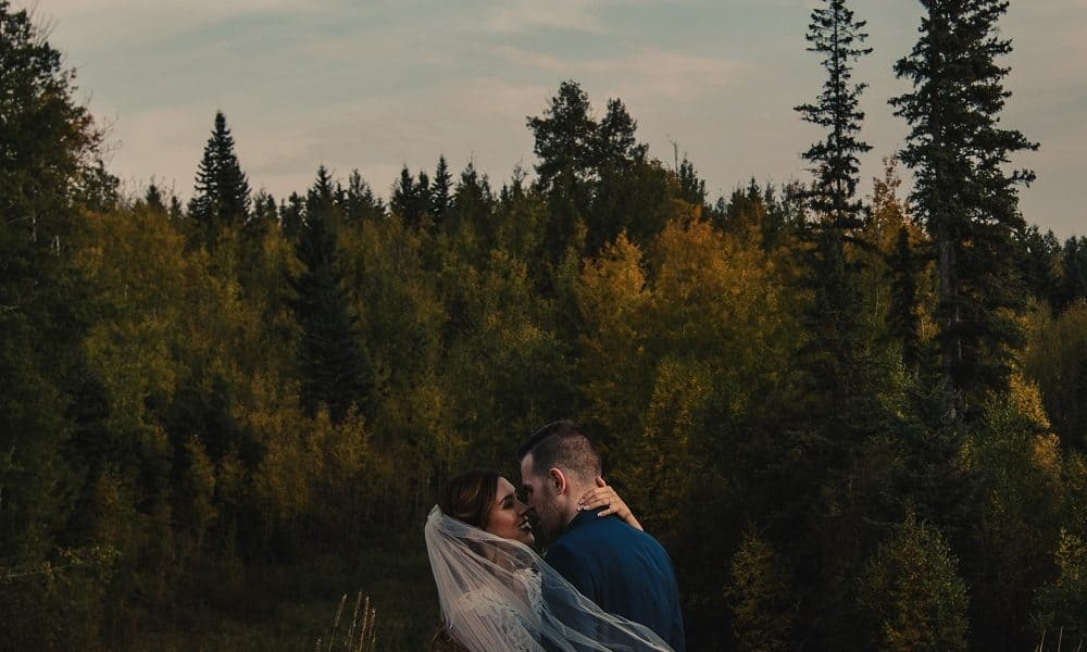 Romantic Nature Inspired Wedding Shoot