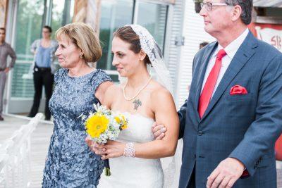Asheville Brewery Wedding