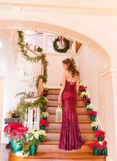 Maryland Christmas Styled Shoot