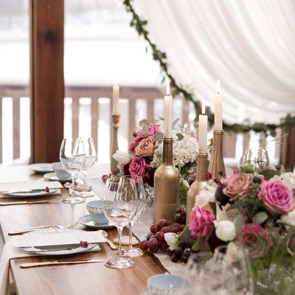 Top Wedding Table