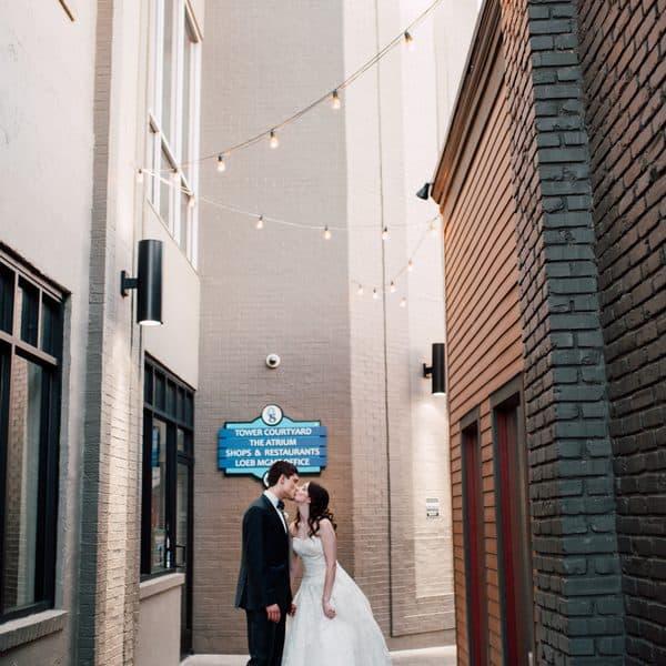 Urban Wedding Back Drop