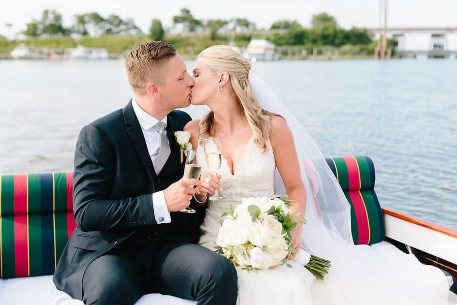 Wedding Boat