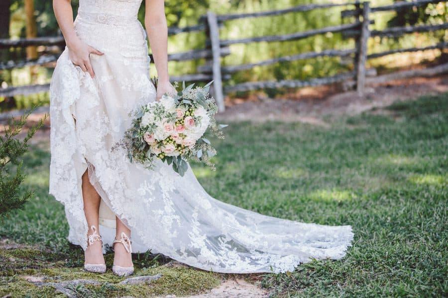 Mullins & Miller Southern Glam Wedding