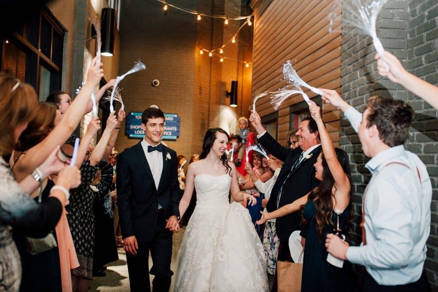 Wedding Line Up