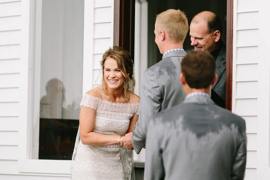 Marriage and laughter