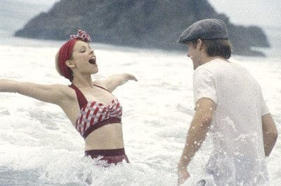 A scene from the film, the notebook