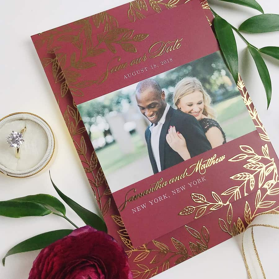 Create the Perfect Wedding Invitations with Basic Invite | Cake ...