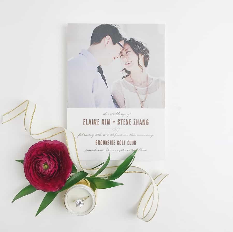 Basic Invite Wedding
