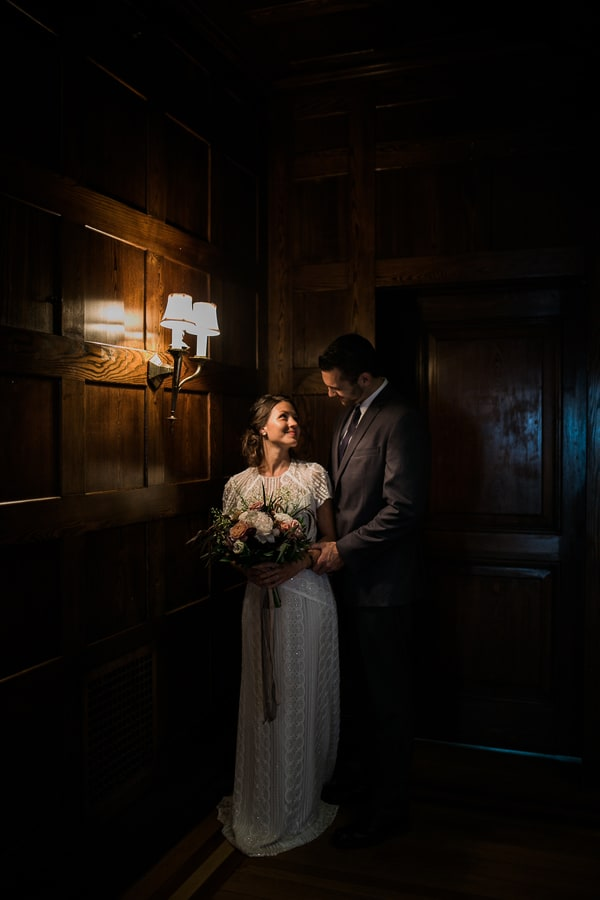 Gorgeous Bride and Groom Shot