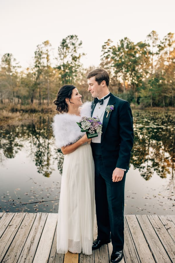 Houston Arboretum Elopement