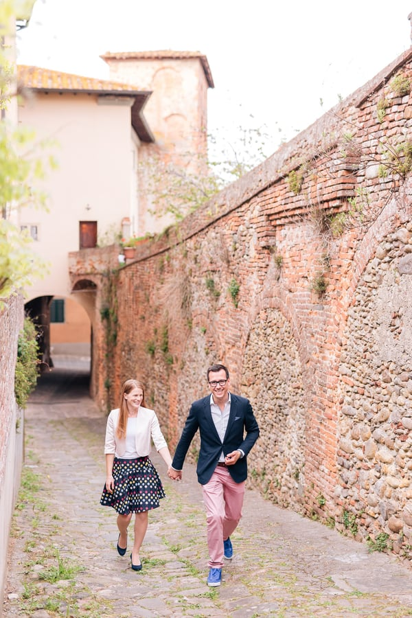 Happy Engagement Shoot