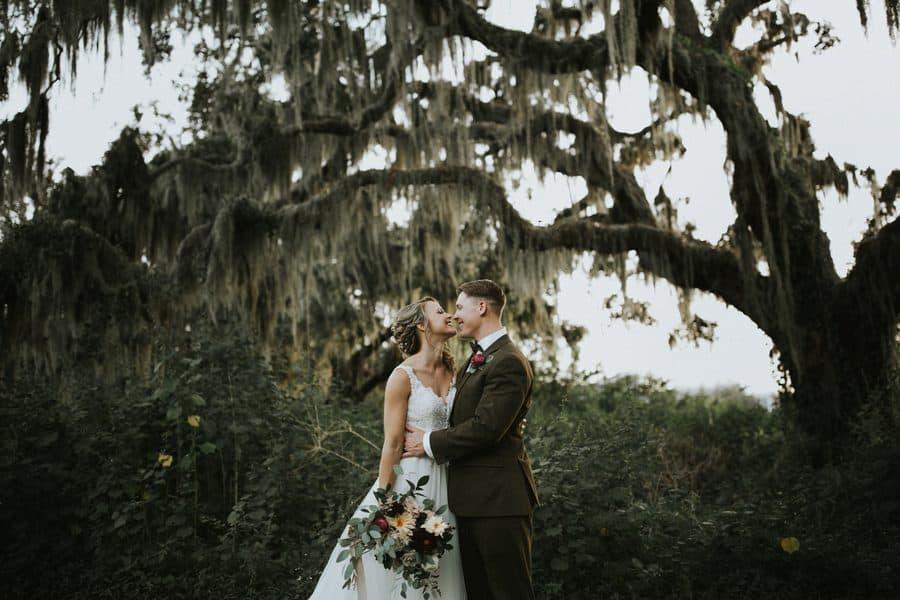 Fall Sarasota Wedding: Austin & Melissa