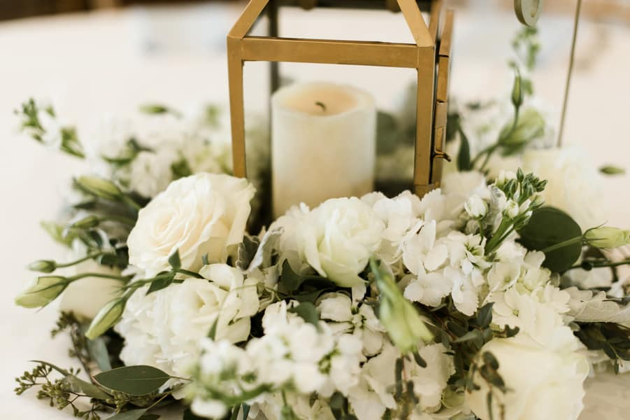 Lantern Wedding Decor