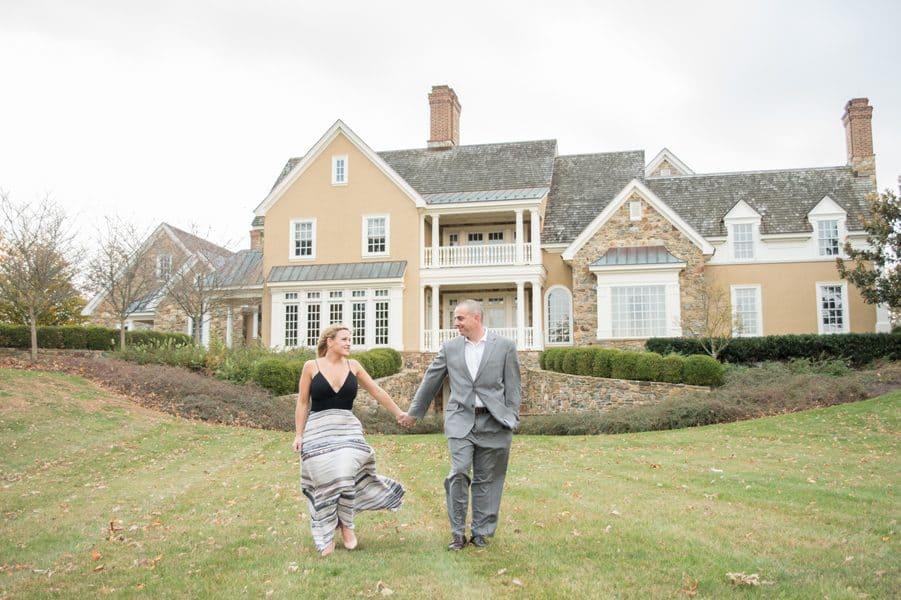 Rustic Manor Anniversary Shoot