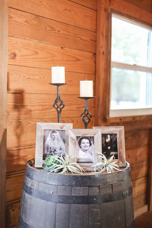 Rustic Barn at the Lange Farm Wedding