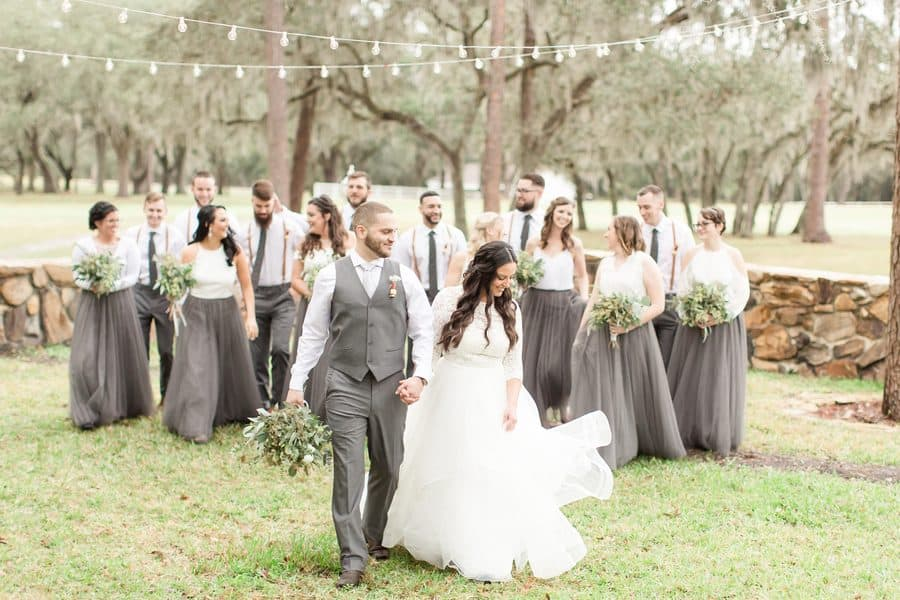 Rustic Lange Farm Wedding