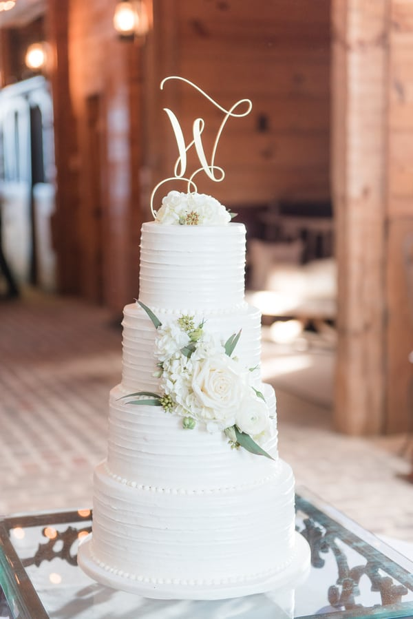 Southern Stables Wedding Day