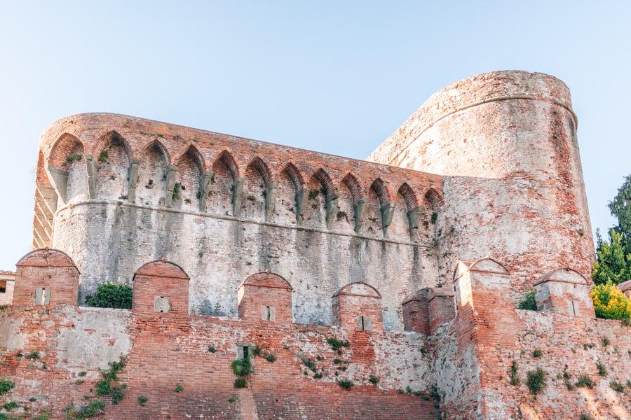 Romantic Tuscan Castle